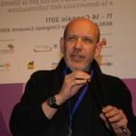 Paolo Butturini, segretario Associazione Stampa Romana.