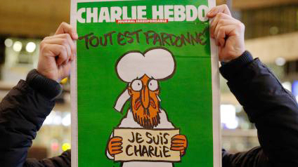 Charlie Hebdo survivors' issue sells
