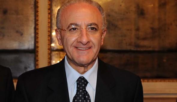 De Luca presidente Campania