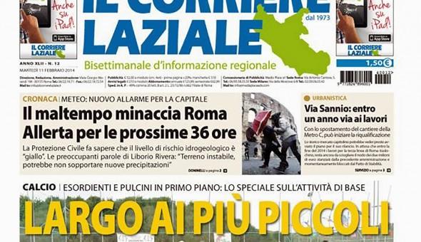Il Corriere Laziale