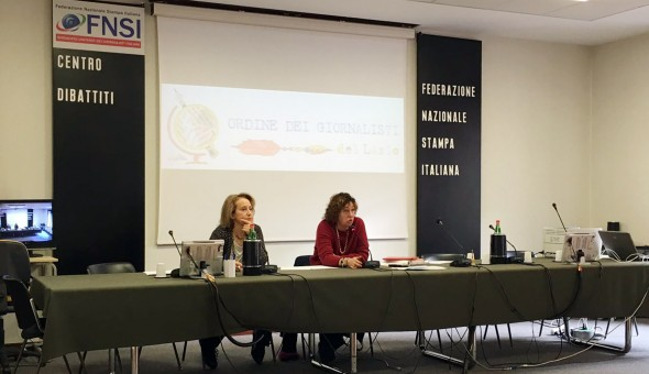 Corso praticanti 2016 - Maria Lepri, Silvia Resta