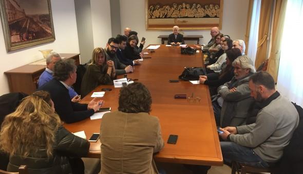 incontro Crociata giornalisti