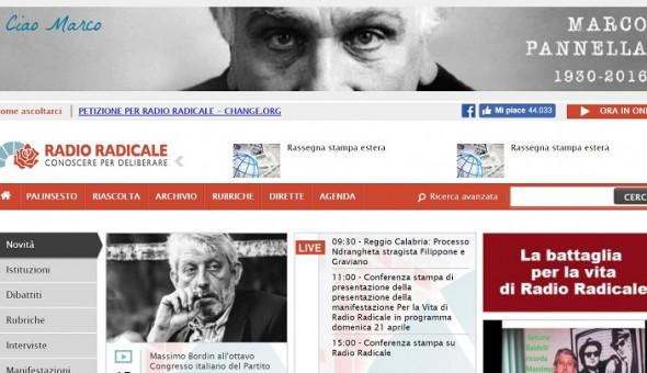 homepage-radicali