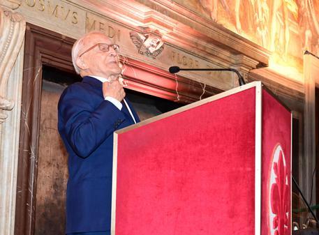 Cerimonia per i 100 anni di Sergio Lepri