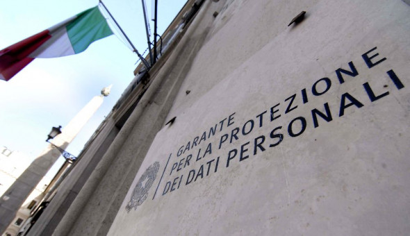 SEDE GARANTE PRIVACY