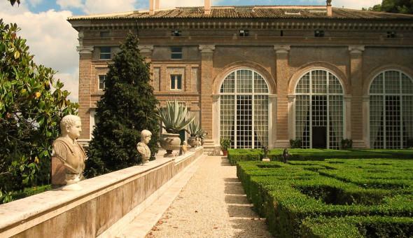 Il_giardino_di_Villa_Madama